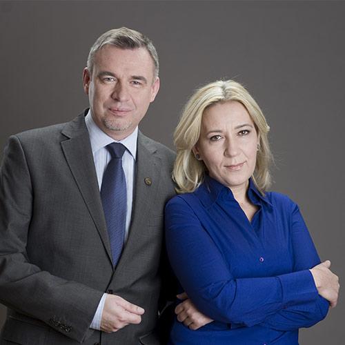 Renata Davidson, Igor Ziniewicz